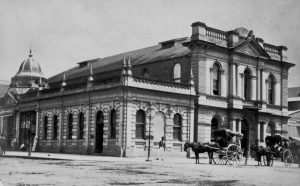 The Brisbane School of Arts building (1877)