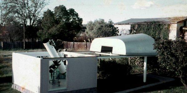1972 John Henley – East Warwick Observatory