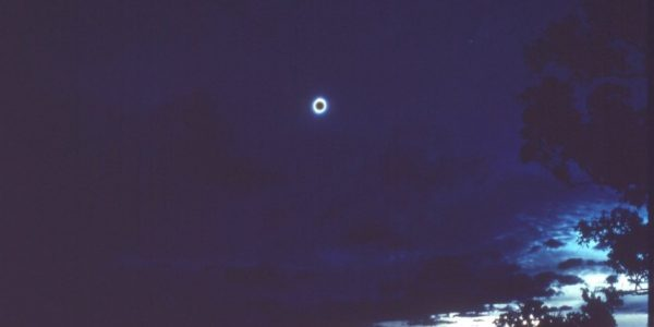 1976 eclipse through cloud in western Victoria