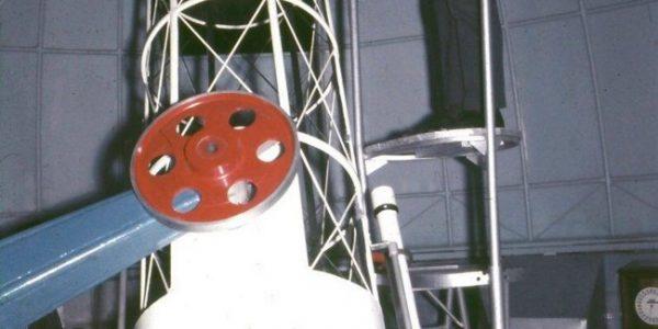 Bundaberg 19in telescope – May 1969