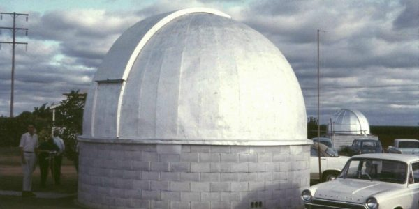 Bundaberg Observatory – May 1969