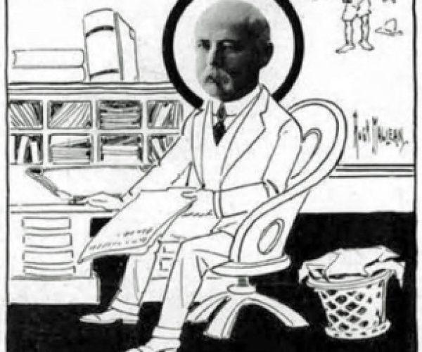 Charles O'Reilly-cartoon smh son of Henry