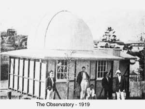 11.St Leo's College Observatory in 1919 via State Library Qld/ History of St Leo's College page 140