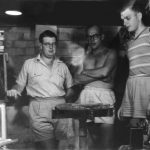 """The ASQ 18"""" telescope project and the Bundaberg group in 1964"""
