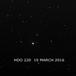 Astronomical Association of Queensland 2016 programme – Measurements of nine neglected southern multiple stars
