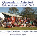 Queensland Astrofest 2019
