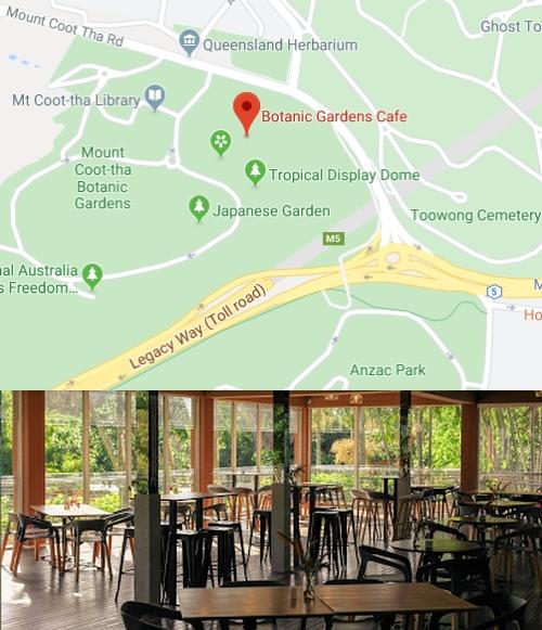 Mt Coot-Tha Botanic Gardens Cafe