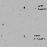 Measurement of neglected southern multiple stars – two listed pairs and a possible new pair