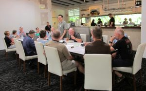 AAQ Lunch and AGM