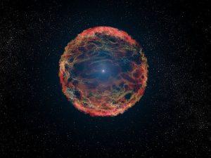 Artist Impression Supernova